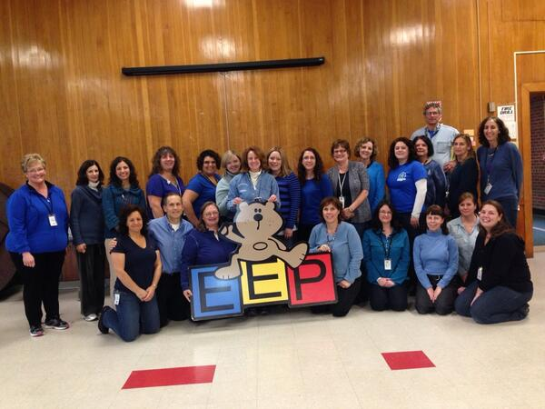 @nysut New York's earliest educators stand up on our day of action for public education! http://t.co/UqndY9Fgtd