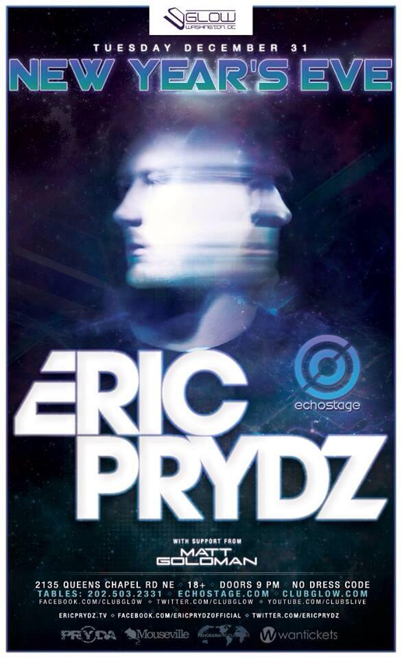 RT @echostage: New Years Eve is going to be huge with @ericprydz at echo!!! Tickets are going fast hurry up !!! http://t.co/2tSXemtyO3