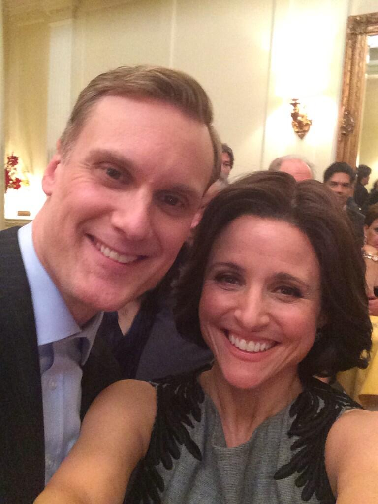 RT @OfficialJLD: Look who came to play @VeepHBO in the UK! @DarrenJBoyd http://t.co/9e2KaL1f5C