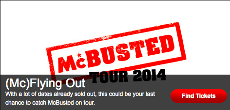 RT @mcbusted: http://t.co/MUTHpQpnPy telling it like it is! Don't miss out on #mcbustedtour14 http://t.co/NZWe5DfQJG