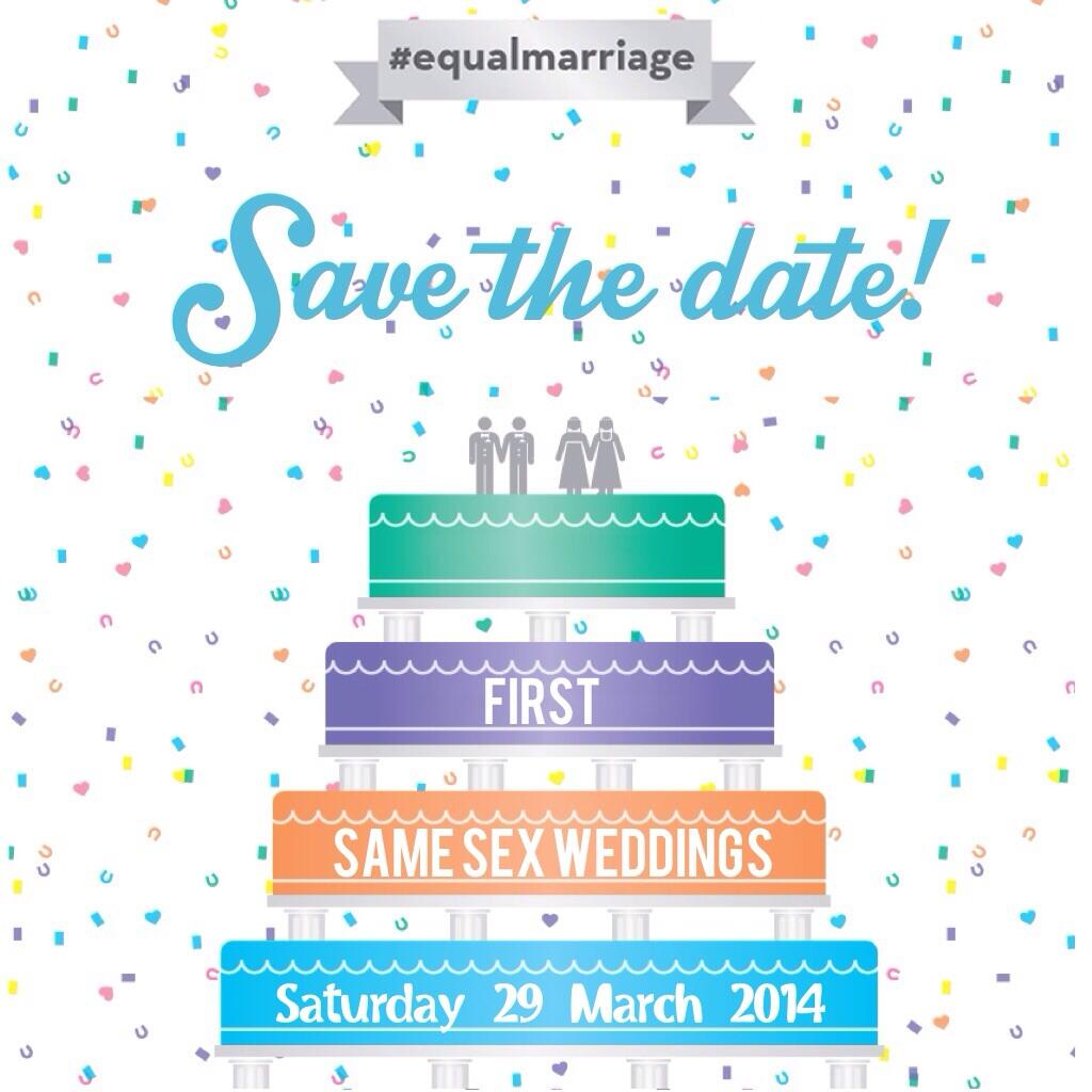 It's official! @dcms 💝📣🎂🍸👬👭💏💑👥 http://t.co/izHq9HWTFZ