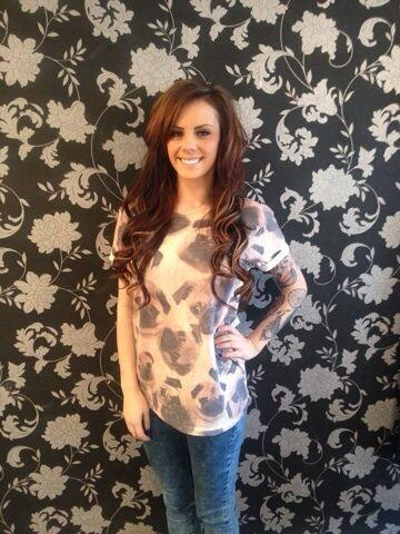 RT @morganhairsalon: @NataleeValleys was in today having her new extensions! #cardiff #caerphilly #bristol http://t.co/A6XtW6wdHM
