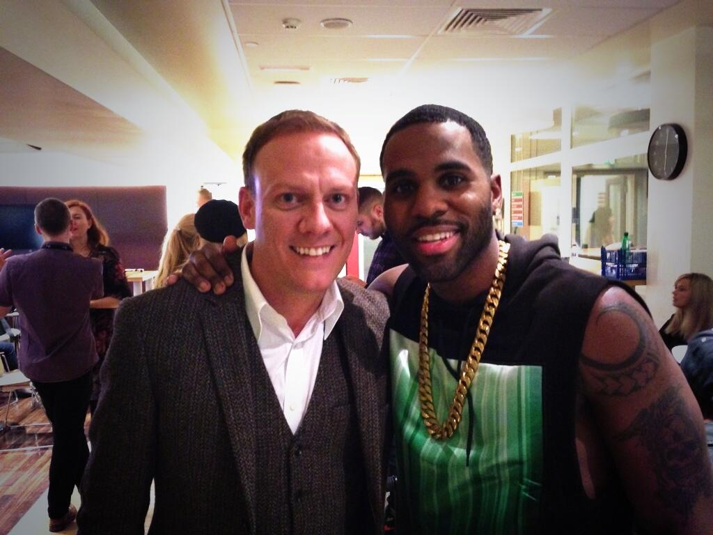 Mr Derulo @jasonderulo http://t.co/vepT349sxL
