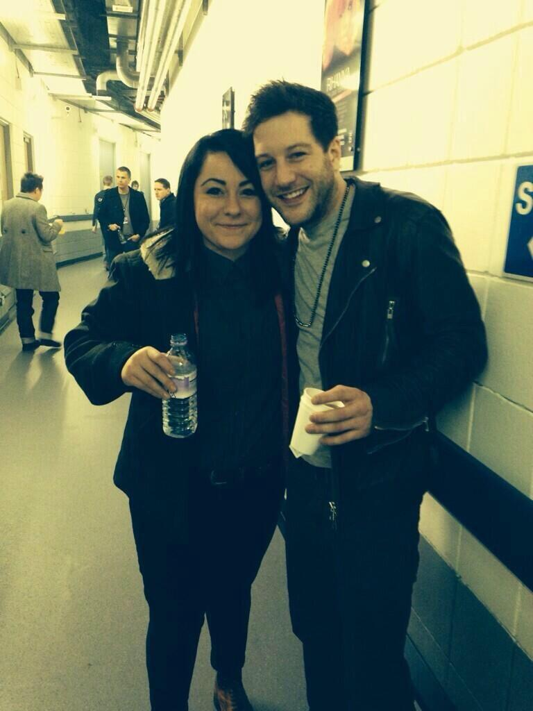 RT @jordankennedyx: My two faaaaves😘 @matt_cardle_uk @lspraggan http://t.co/Bdd5FcXBT0