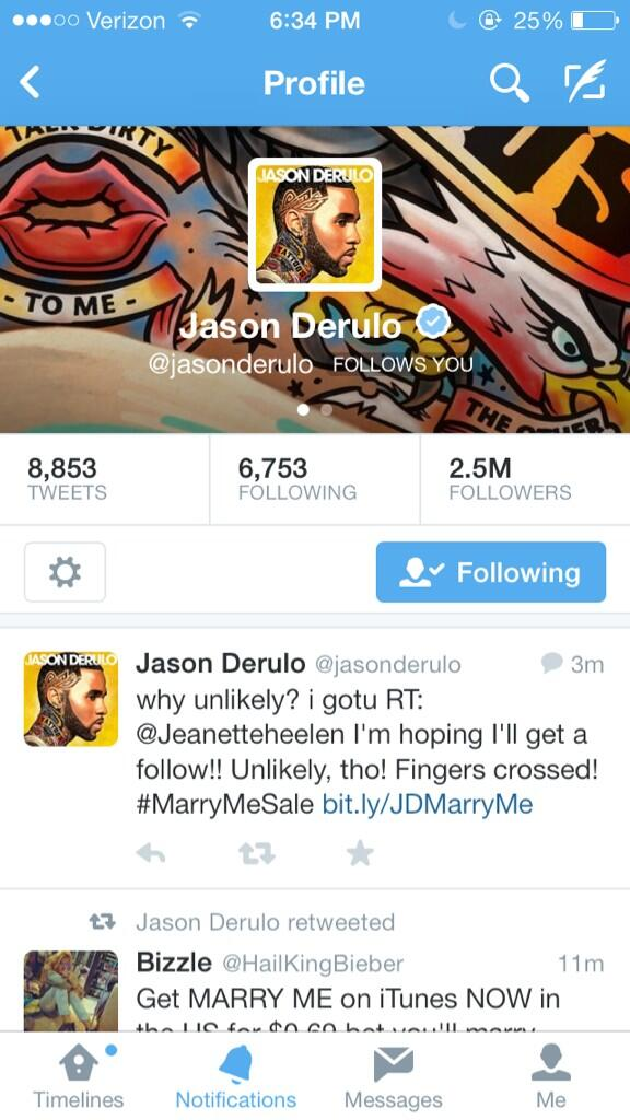 RT @KayJay888: IS IT WEIRD IM CRYING LOL @jasonderulo http://t.co/20I1GJdSTg