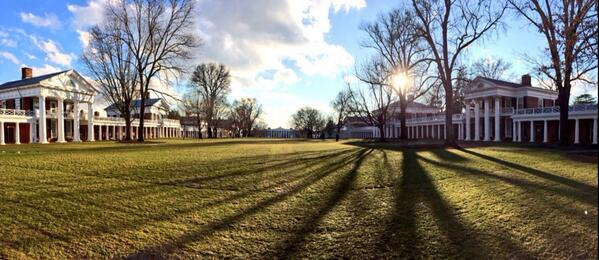 everyone thinks their school is beautiful but seriously. #uva #cville http://t.co/xEq52ZIoit