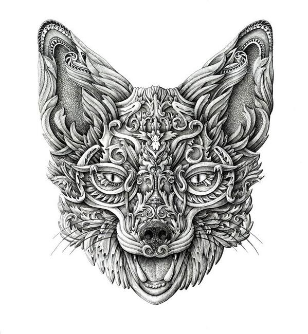 Tattoo Art - Magazine cover