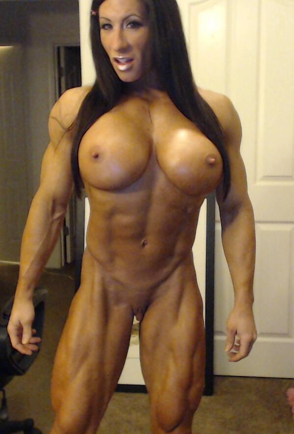nude women recieving an anal enema