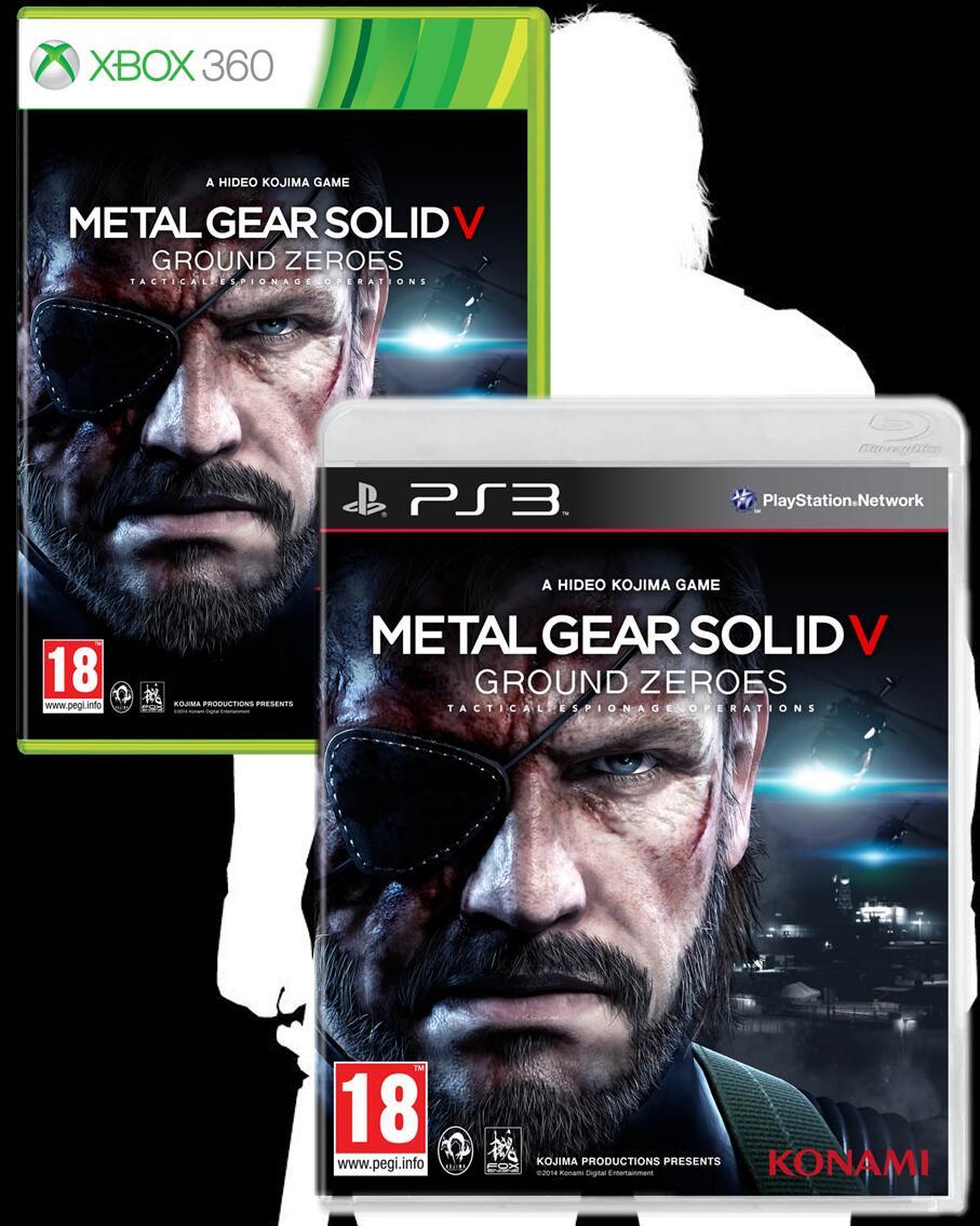 Metal Gear Solid V: Ground Zeroes BbNR6dzCMAAwsm7