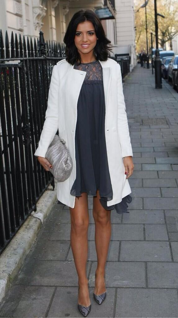 Arriving at The Savile club today for @LydiaRoseBright SS14 launch .. Obviously rocking a Lydia bright dress ;-) http://t.co/bKp7SLWPER