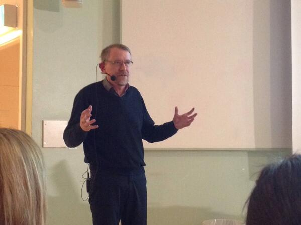 Nu berättar #PISA2012-samordnare Magnus Oscarsson från Mittuniversitetet om undersökningen. http://t.co/Bo85jV9f64