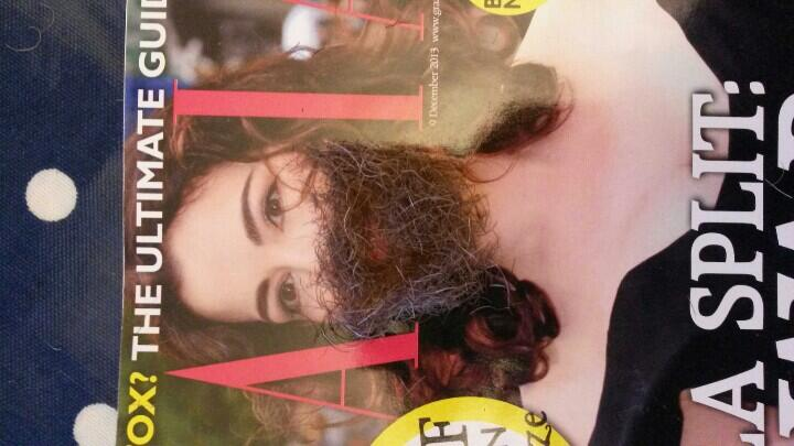 Just trimmed my tash. Allows me to play #beardedCeleb 1st up: Nigella http://t.co/54gvbhFJGa