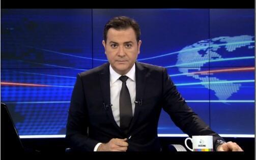 """Hatemoğlu a Twitteren: """"Kanal D Ana Haber Bülteni sunucusu Serdar Cebe Hatemoğlu'nu tercih ediyor... #hatemoglu #serdarcebe #kanaldanahaber http://t.co/3TF2uzHO3s"""""""