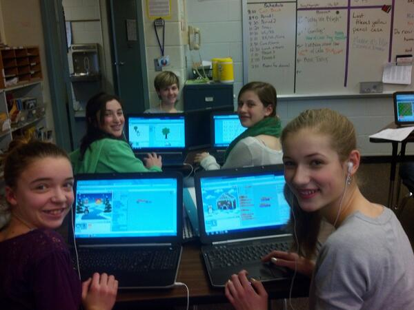 Success! #hourofcode at WCS http://t.co/D29YPD7aM5