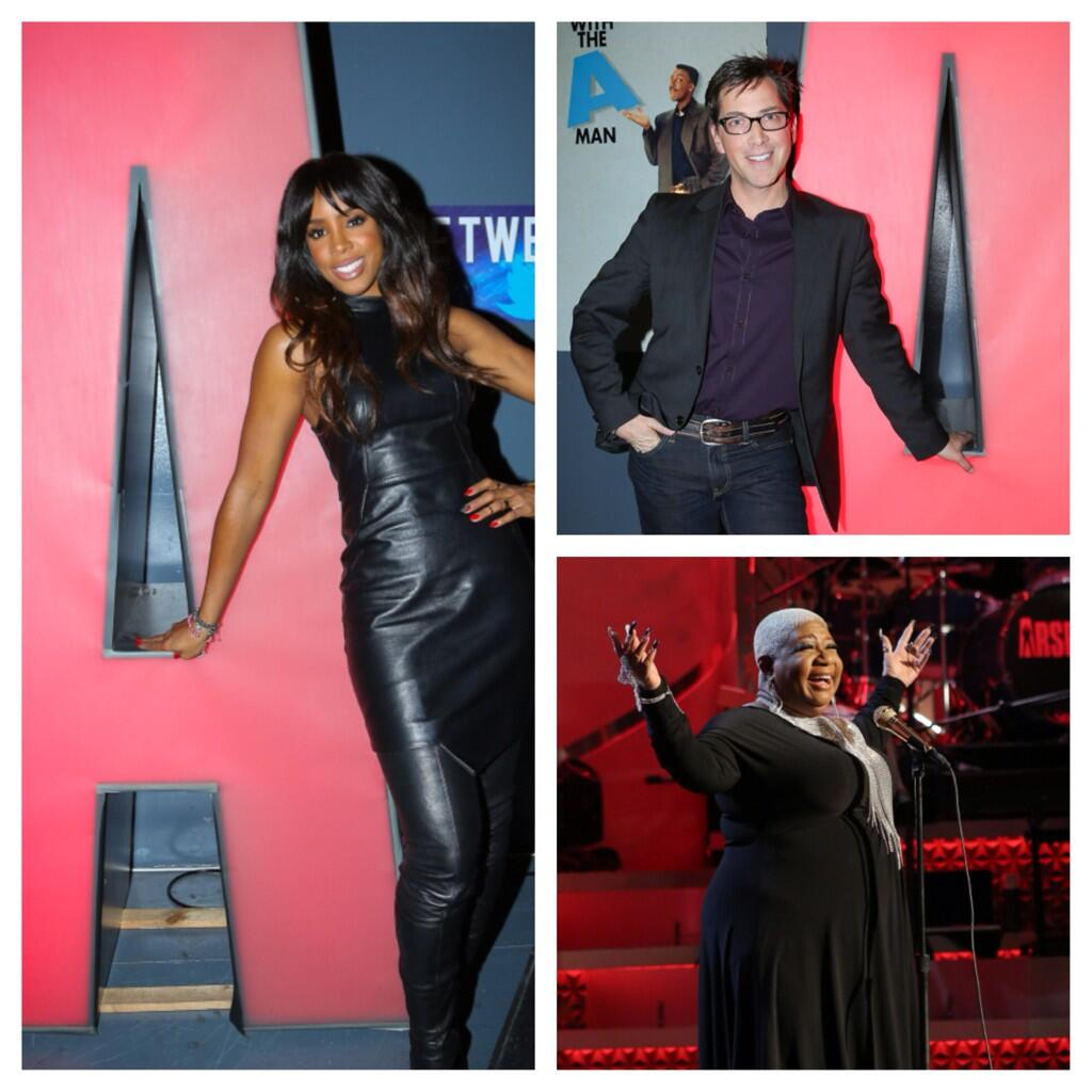 RT @ArsenioHall: .@KELLYROWLAND, @danbucatinsky and @Luenell coming up soon! http://t.co/VOWlaF35rZ