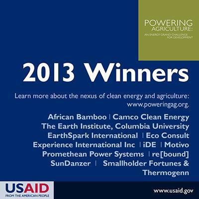 ...@EarthSparkIntl, @Ecoconsultjo, Experience Intl Inc, @IDEOorg, Motivo Engineering, @PrometheanPower #PoweringAg... http://t.co/oFt093dxY7