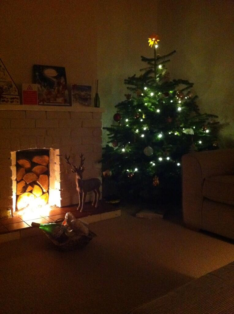 RT @StuartLord4: @KirstieMAllsopp My first tree in my new house! Merry Christmas http://t.co/hzenmQID36
