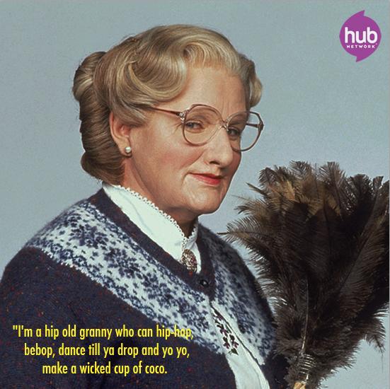 Hip Granny 51