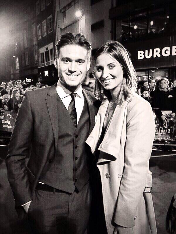 Great evening @ the Anchorman2 prem & SpiceMarket 4 dins @charlessims_ I hope u enjoyed #ESSEXMAS #towie special 🎄 http://t.co/KSV7vxWwZI