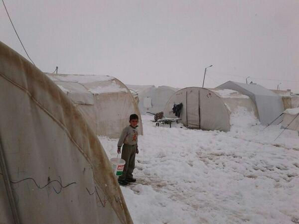 مخيمات اللاجئين في لبنان