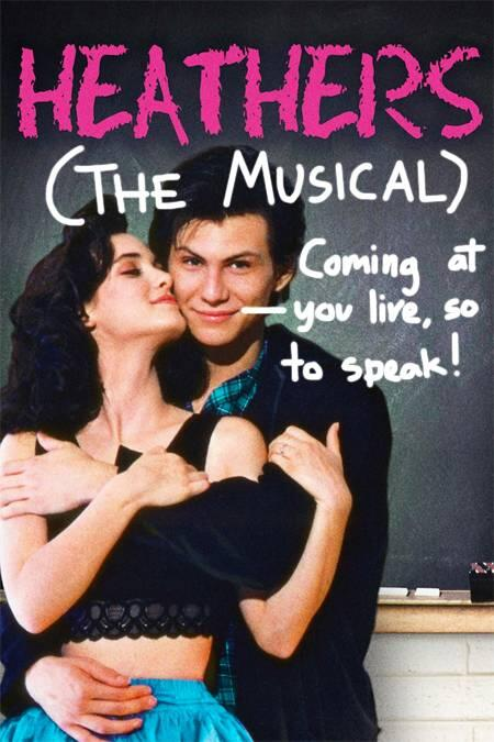 Heathers: The Musical Is Happening!!! http://t.co/0DM1XRb3qf http://t.co/vmzyWQUqLq