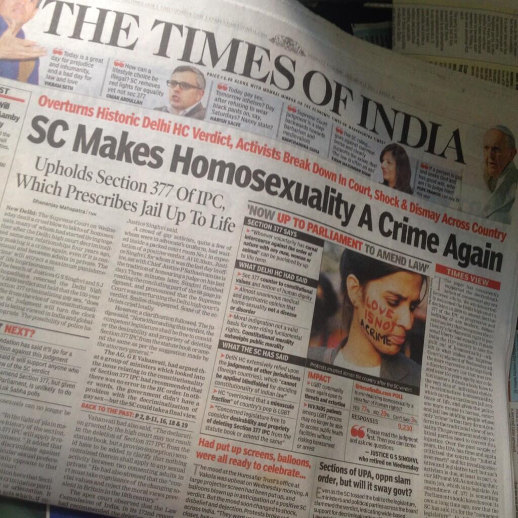 Indian Supreme Court Decision