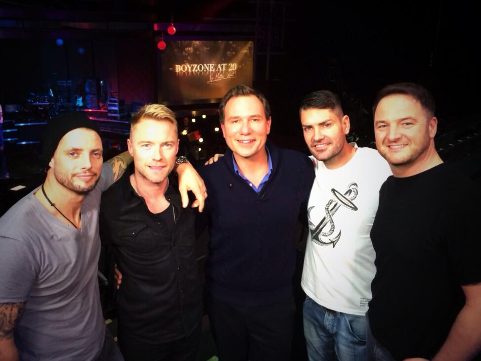 Backstage with Boyzone at 820am @Daybreak celebrating 20 years! #boyzone http://t.co/ys9Ix84MDc
