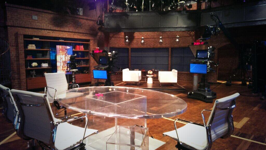 Twitter / ChrisCuomo: Happy #NewDay from back in ...