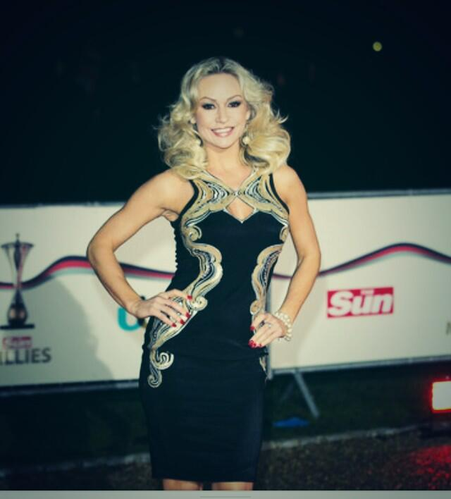 For those who asked the dress I wore last night at the Military awards is from @LipsyLondon !!! http://t.co/nJrld5E6an