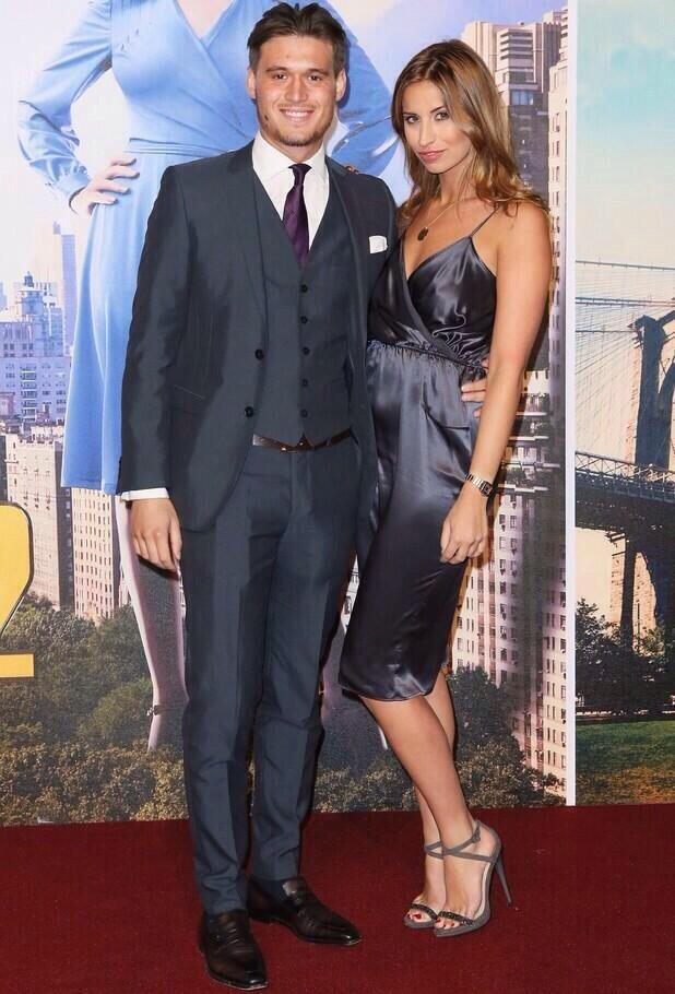 @ the Anchorman 2 film premier http://t.co/ICKoTURVJz