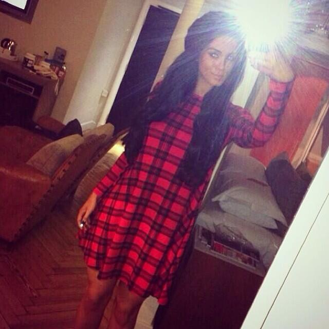 RT @HoneyBoutique_1: LOOK What's Back @VickyGShore VIP Tartan Doll Dress http://t.co/gSQCX8gmXk http://t.co/S7pNu9pMAM