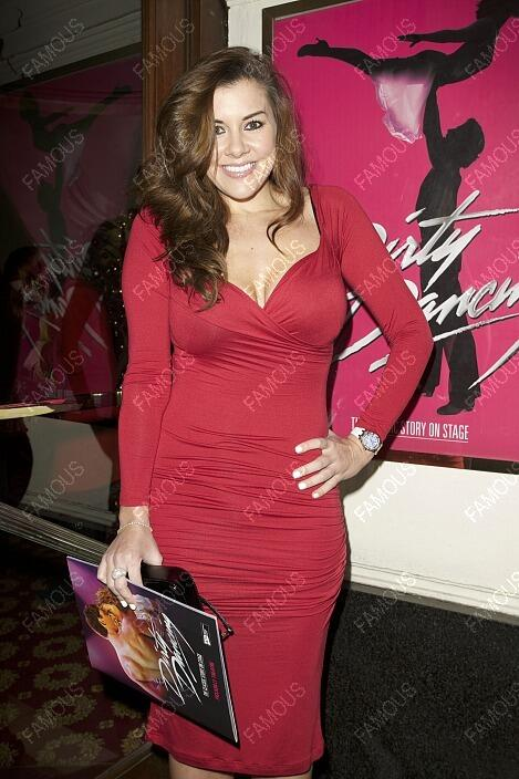 RT @NatJag: The gorgeous @Imogen_Thomas on her visit to Dirty Dancing in London last night. http://t.co/2Qu1HoRTga http://t.co/mQ24ipRDui