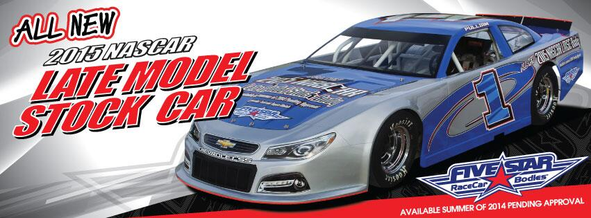"""FiveStarBodies on Twitter: """"All NEW 2015 NASCAR Late Model ..."""