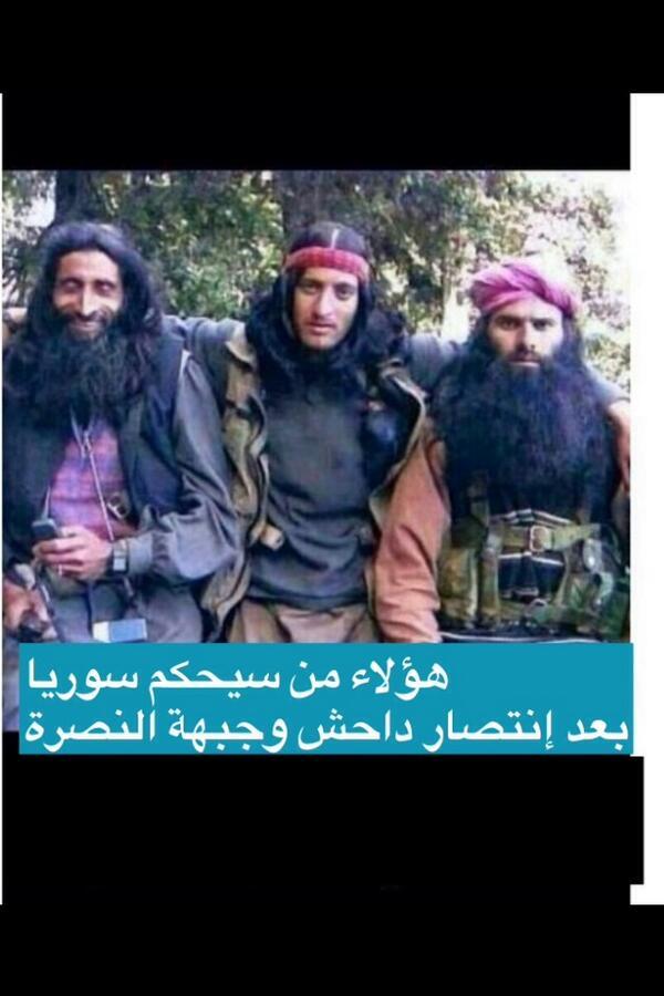 @Fuad_Alhashem  أهديك هذه الصورة وأقول : ياخوفي يجي يوم يترحم فيه السوريون على بشار ونظامه ! . . . http://t.co/IE8fwb5YhC