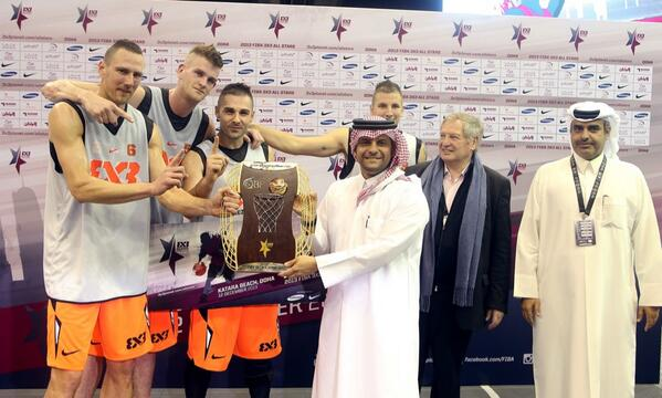 Brezovica Win FIBA 3x3 All-Stars Tournament