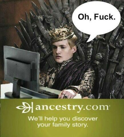 bwahahaha RT @GoT_Tyrion: Why don't we let Joffrey use the internet? @GameOfThrones #RoastJoffrey http://t.co/x5fojjfM89
