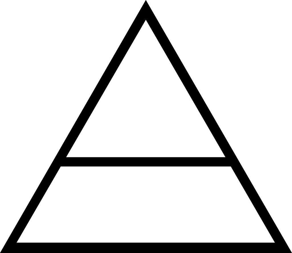 что за треугольник на картинках нет, тебе