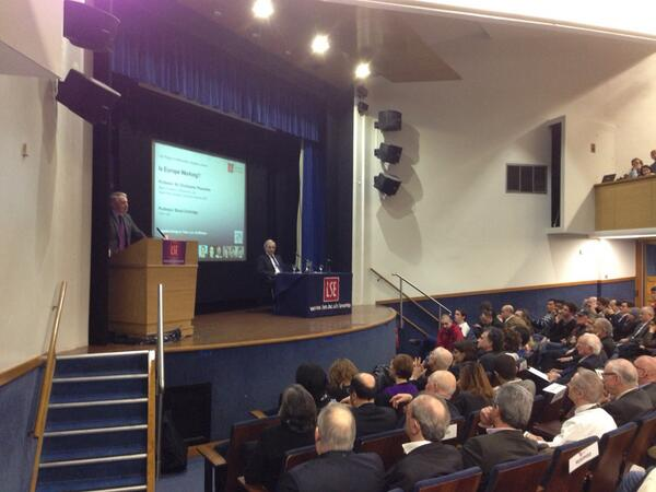 Getting underway @ #LSERegius. http://t.co/OaJej6RmWv