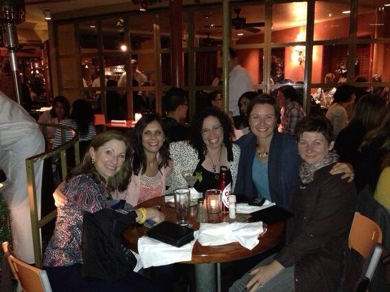 Twitter / chemobrainfog: Last year #SABCS with @jodyms ...