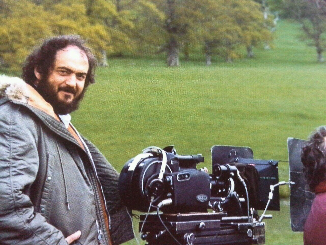 Twitter / mccrabb_will: BARRY LYNDON: KUBRICK all smiles ...