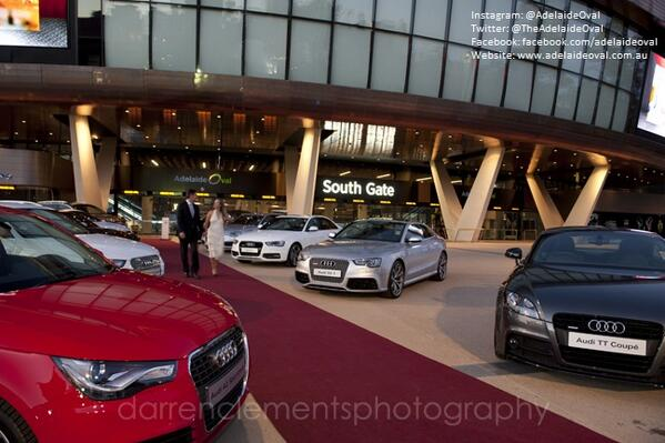 Adelaide Oval Di Twitter 1st At Audi Stadium Club Event Was A Hit