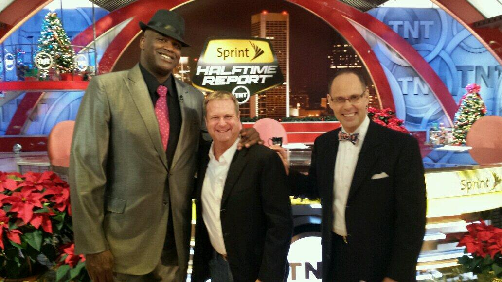 steve buckhantz, tnt, ernie johnson, shaq, truth about it, wizards, adam mcginnis