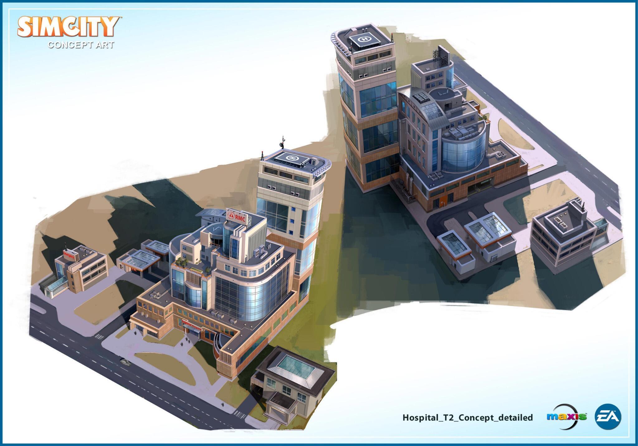 [Imagen]Arte conceptual Simcity (I) BbY80z9CYAAT9gZ