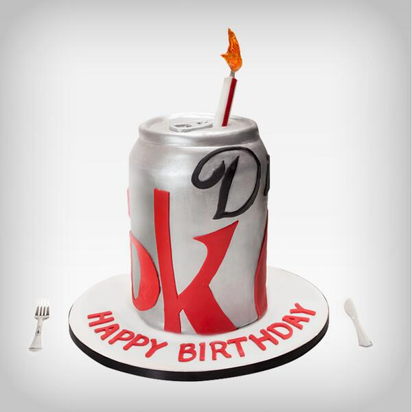 "Diet Coke on Twitter: ""A birthday this extraordinary deserves a cake ..."