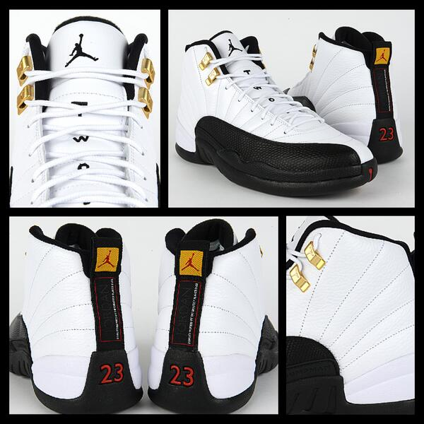 The Air Jordan 12 Retro \