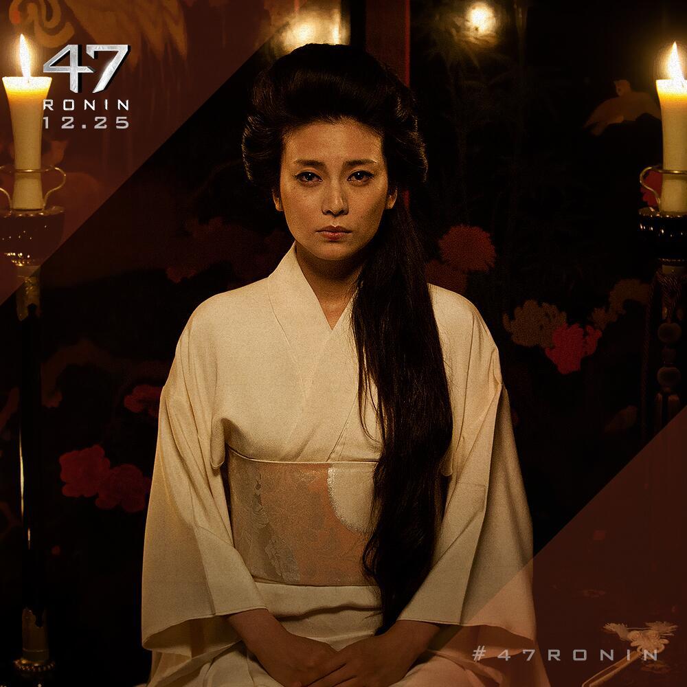 "#47Ronin on Twitter: ""Ko Shibasaki as Mika in #47Ronin ..."