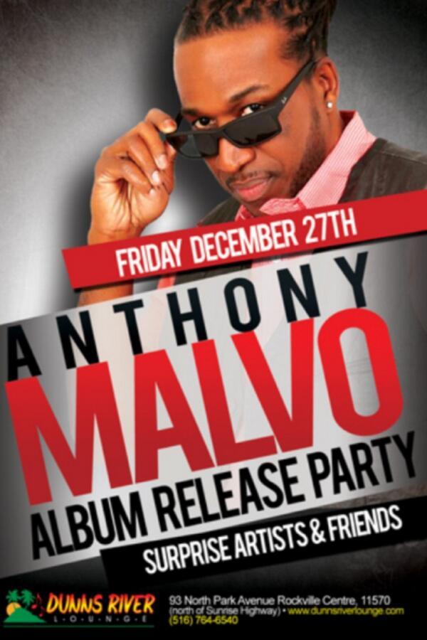 Anthony Malvo - Is It Love