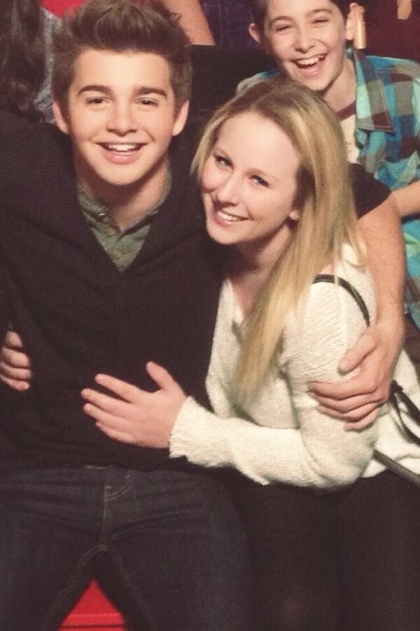 I finally met @LittlejGriffo