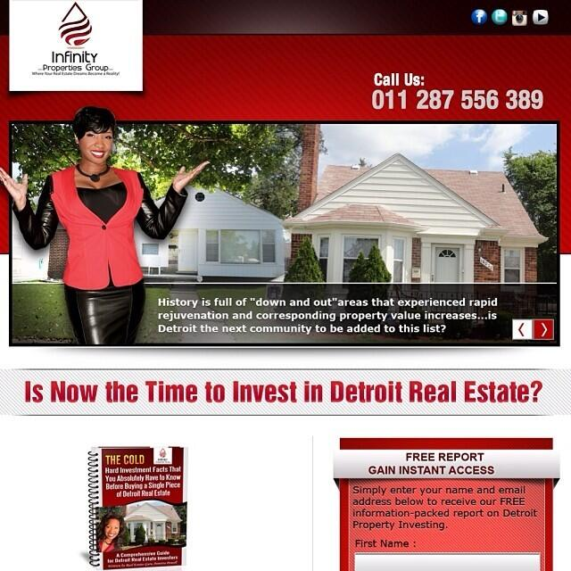 Twitter / AnnettaPowell: New Real Estate Website Launch ...