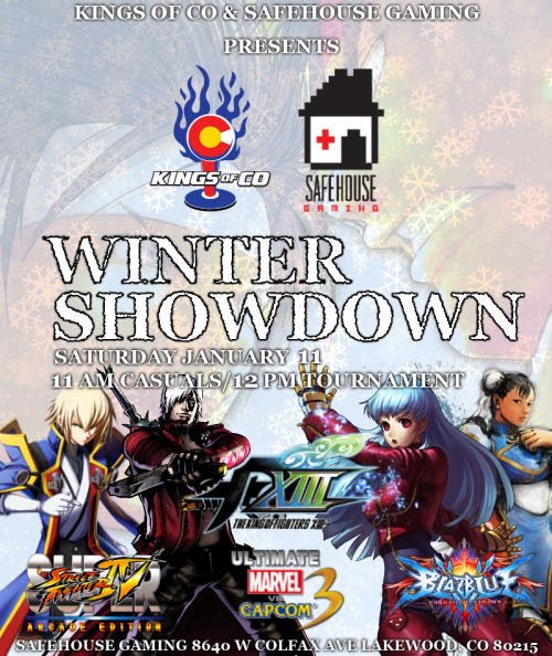 Winter Showdown